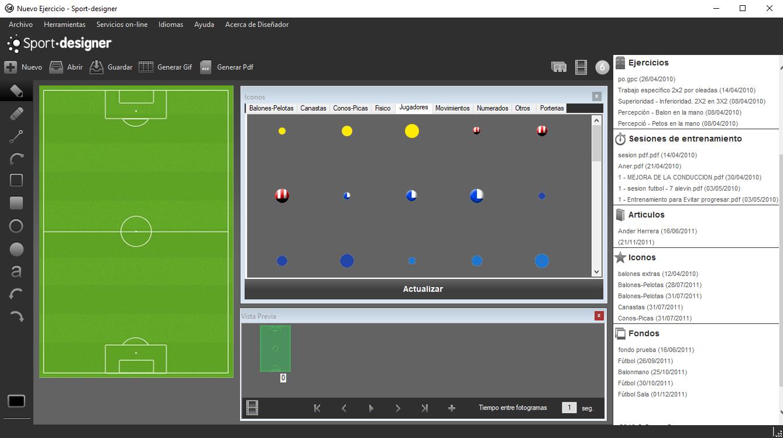 Home » sport-designer.com: Sport software for animated exercises design